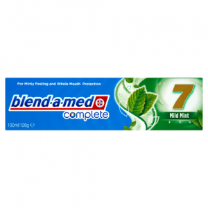 *BLEND-A-MED FRESH 100ML