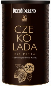 *DECOMORENO CZEKOLADA DO PICIA 200G